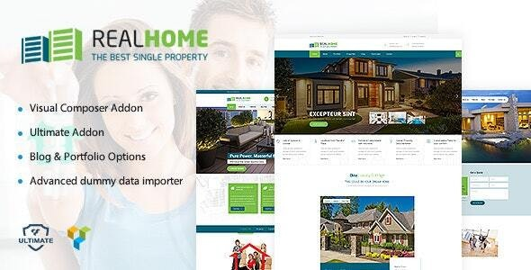 Single Property WordPress 1