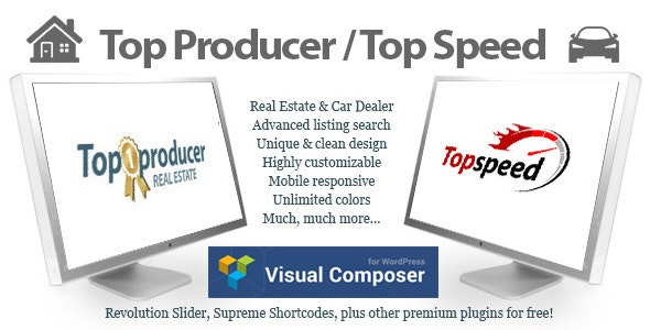 Top Producer Real Estate and Top Speed Car Dealer 1