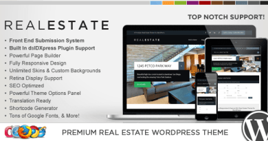 WP Pro Real Estate 6 Responsive WordPress Theme 3