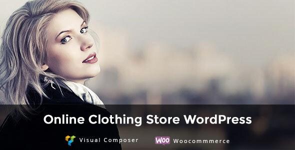 AhaShop - WordPress Theme for Fashion Clothing Store 2