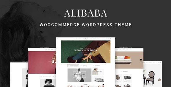 Alibaba - Shopping and Furniture WooCommerce WordPress Theme 3