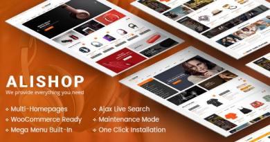 AliShop - Multipurpose WooCommerce WordPress Theme 17