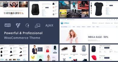 AllStore - Universal WooCommerce WordPress Shop Theme 4