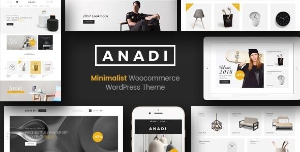 Anadi - WooCommerce Furniture WordPress Theme 35