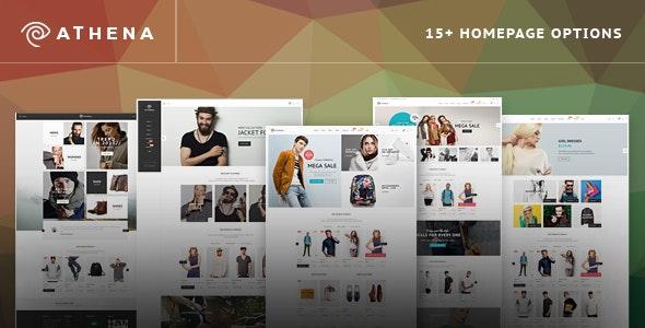 Athene - WooCommerce Responsive Fashion Theme 9
