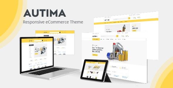 Autima - Car Accessories Theme for WooCommerce WordPress 21