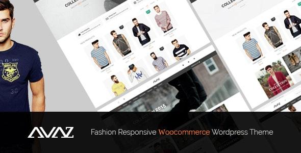 Avaz - Fashion Responsive WooCommerce Wordpress Theme 4