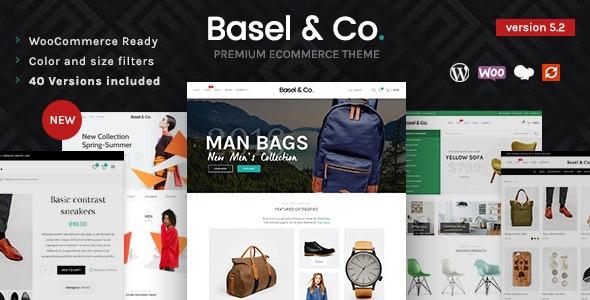 Basel - Responsive eCommerce Theme 1