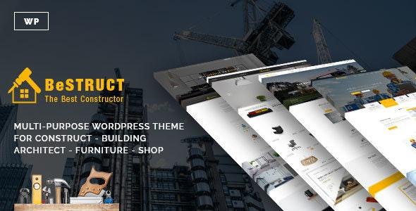 BeStruct - Construction & WooCommerce WordPress Theme 5
