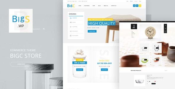 Big Shop - Furniture RTL Responsive WooCommerce WordPress Theme 1