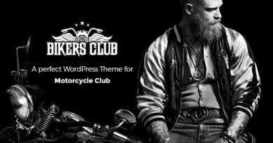 Bikersclub - Motorcycle Responsive WordPress Theme 31