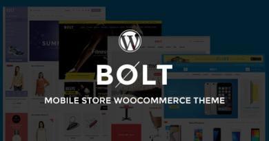Bolt - Electronics, Furniture, Gym & Fashion Store Multipurpose WooCommerce WordPress Theme 59