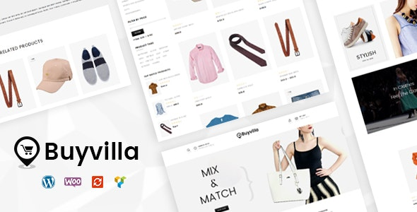 Buyvilla - Multipurpose WooCommerce Theme 7