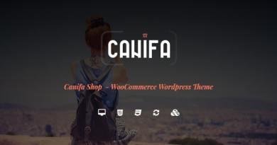 Canifa - The Fashion WooCommerce WordPress Theme 2