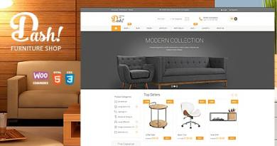 Dash - Handmade Furniture Marketplace Theme 55