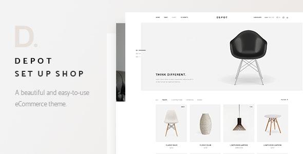 Depot - eCommerce Theme 1