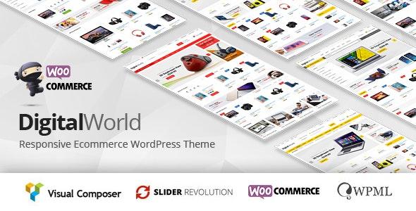 Digitalworld - Electronics & Multipurpose WooCommerce Theme ( RTL Supported ) 1