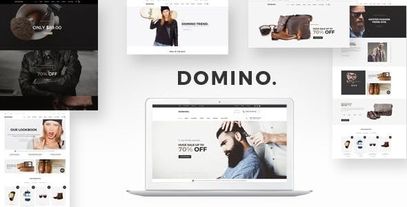 Domino - Fashion Responsive WordPress Theme 33