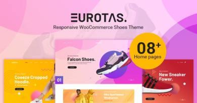 Eurotas - Clean, Minimal WooCommerce Theme 3
