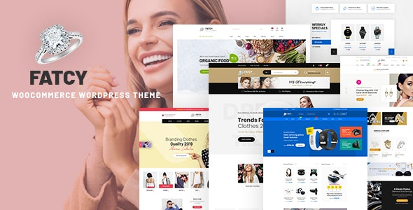 Fatcy - Multipurpose Elementor WooCommerce Theme 9