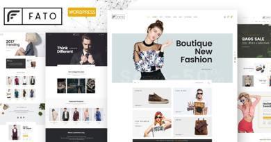 Fato - Multipurpose WooCommerce Theme 4