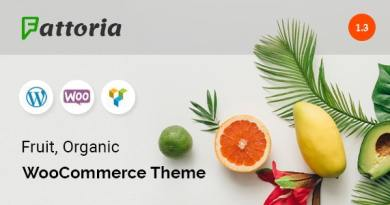 Fattoria - Organic Farm Natural Store WooCommerce Theme 15