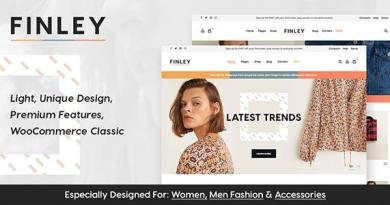 Finley - Fashion Store 2