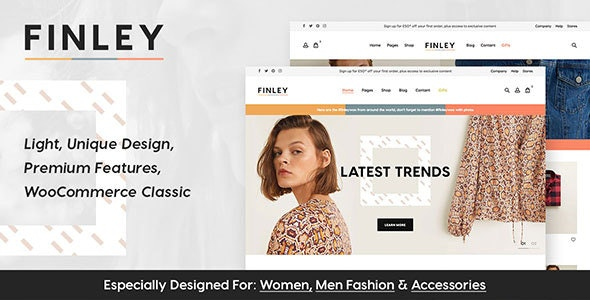 Finley - Fashion Store 1