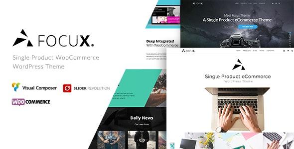 Focux - Multi-Purpose Single Product WooCommerce WordPress Theme 9