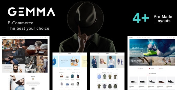 Gemma - Multipurpose WooCommerce WordPress Theme 7