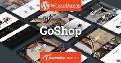 GoShop - Multipurpose Ecommerce WordPress Theme 2