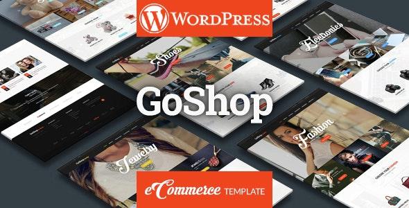 GoShop - Multipurpose Ecommerce WordPress Theme 7
