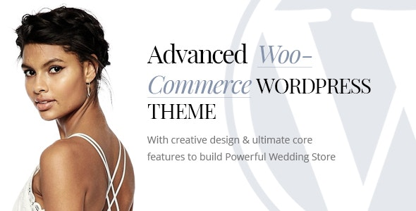 HappyTime - Wedding Woocommerce WordPress Theme 1