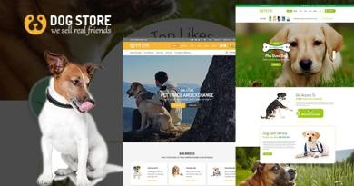 Haustiere - Pets Store RTL WooCommerce WordPress Theme 4