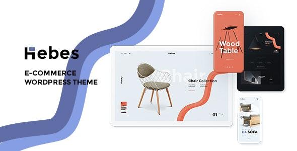 Hebes - MultiPurpose WooCommerce WordPress Theme 1