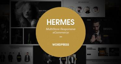 Hermes - Multi-Purpose Premium Responsive WordPress Theme 2