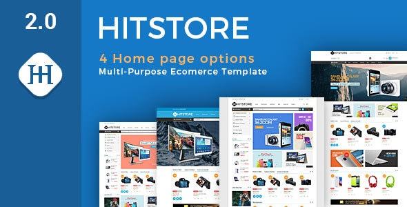 Hitstore - Electronics WooCommerce Theme 1