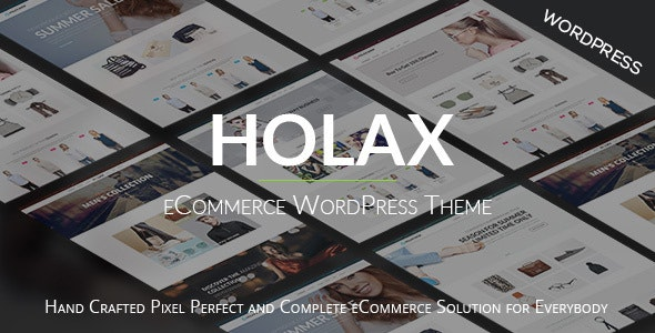 Holax – Fashion WooCommerce WP Theme 10