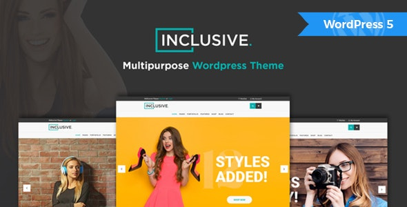 Inclusive - Multipurpose WooCommerce WordPress Theme 1