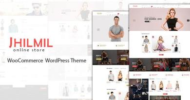 Jhilmil - WooCommerce WordPress Theme 2