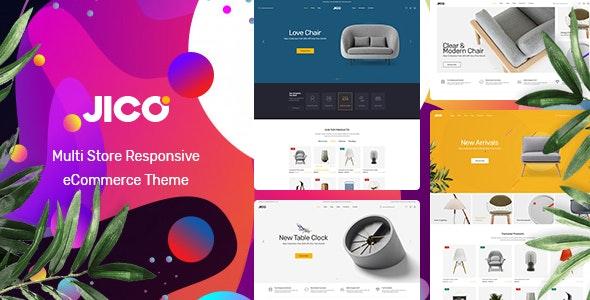 Jico - Furniture & Home Decor for WooCommerce WordPress 21