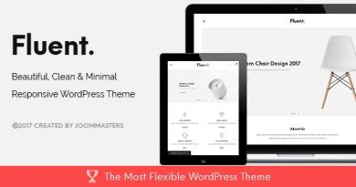 JMS Fluent - Creative Multi-Purpose WooCommerce Theme 4