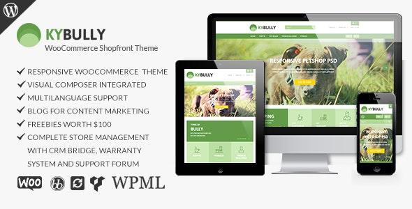 Kybully - Responsive WooCommerce Shopfront Theme 1