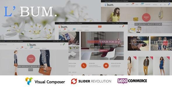 L'bum - Responsive WooCommerce Theme 12