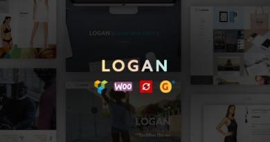 Logan - Elegant Fashion Multiuse WooCommerce Shop Theme 4