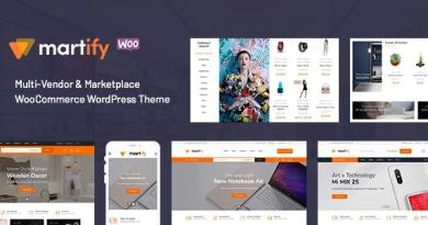 Martify - WooCommerce Marketplace WordPress Theme 4