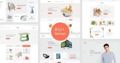 Mazano - Trendy Responsive WordPress Theme 3