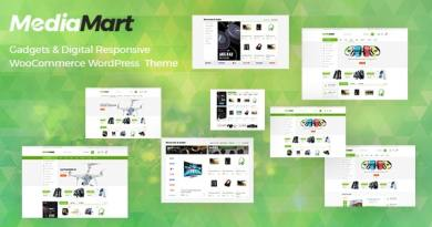 MediaMart - Gadgets & Digital Responsive WooCommerce WordPress Theme 14