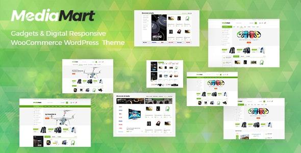 MediaMart - Gadgets & Digital Responsive WooCommerce WordPress Theme 2