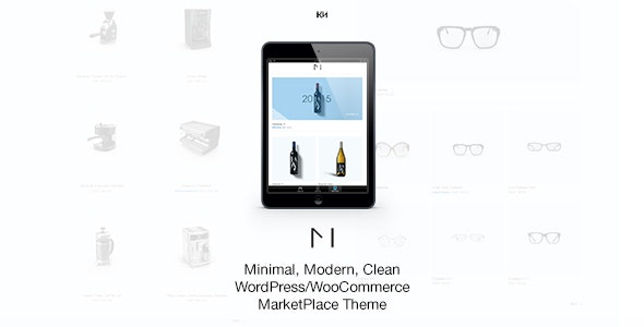 Minishop - Multipurpose, Minimal, e-Commerce, Marketplace WordPress Theme 15